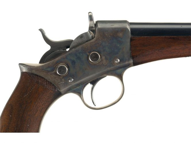 Remington 1871 Army Rolling Block Pistol