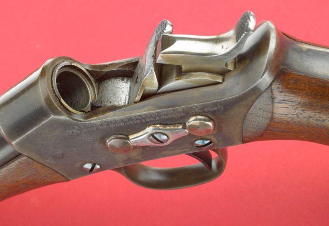 Remington 1871 Army Rolling Block Pistol