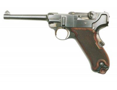 Пистолет Борхард-Люгер