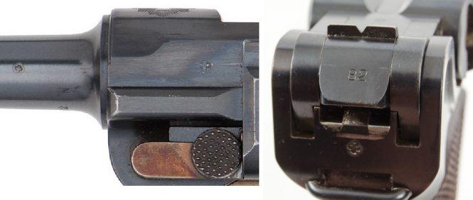 Швейцарский пистолет Парабеллум образца 1900 года