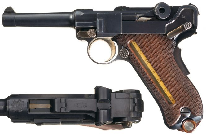 DWM American Eagle Model 1902 Cartridge Counter