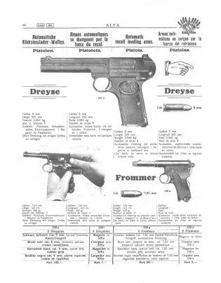 Alfa Waffenkatalog 1911