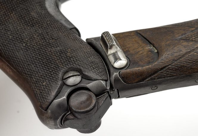 Parabellum Carbine Model 1902