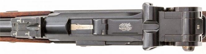 Model 1902 Luger Carbine