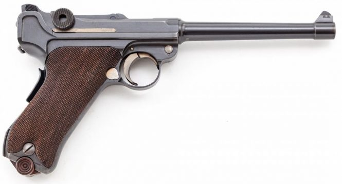 Luger 1906 Navy first Issue