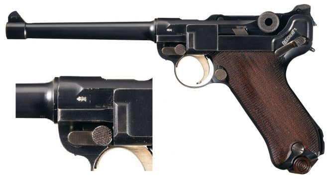 Luger 1908 Navy Commercial