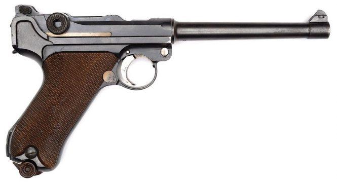 Luger Naval Pistole 1914