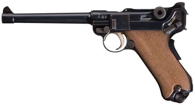 Luger 1906 Navy 2nd Issue