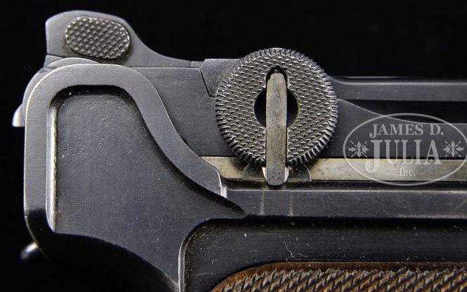 Пистолет Люгер Морская модель, образца 1904 года