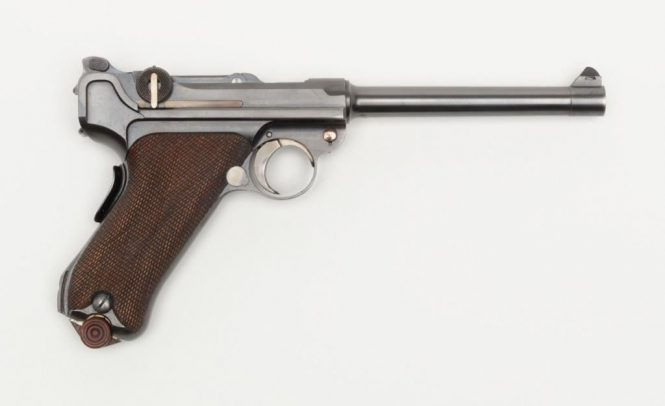 Navy Luger Pistol 1904