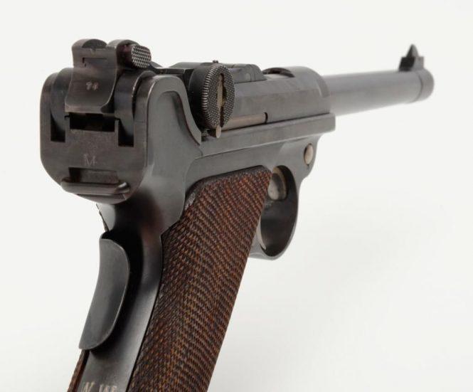 Luger Naval Pistole 1904
