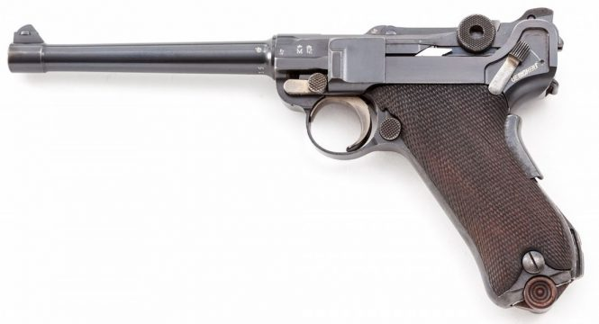 Luger 1906 Navy 1nd Issue