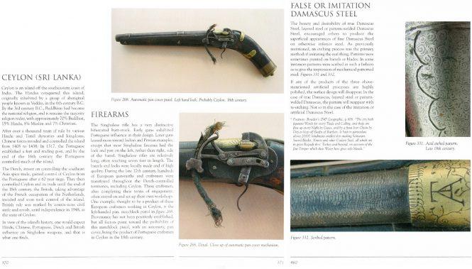 Ceylon matchlock pistol Portuguese craftmanship