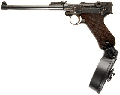 Luger Lange Pistole 08