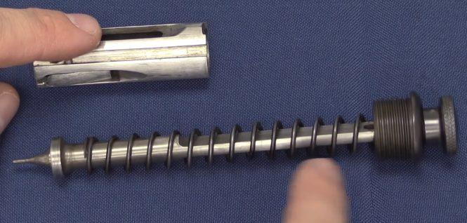 M1896 Silverman-Maxim Pistol
