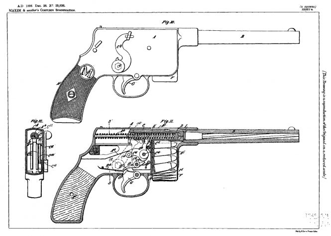 Patent Silverman-Maxim №29836