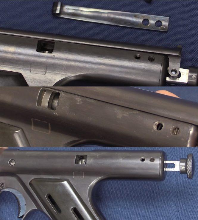 Silverman-Maxim Pistol M1896