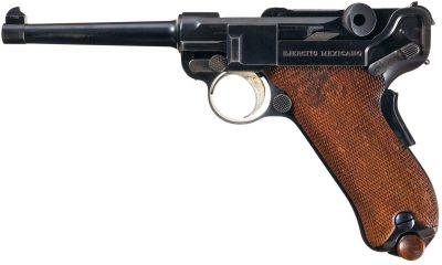 Mexican Lugers