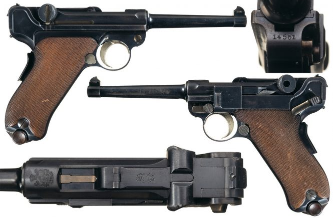 Serbian luger