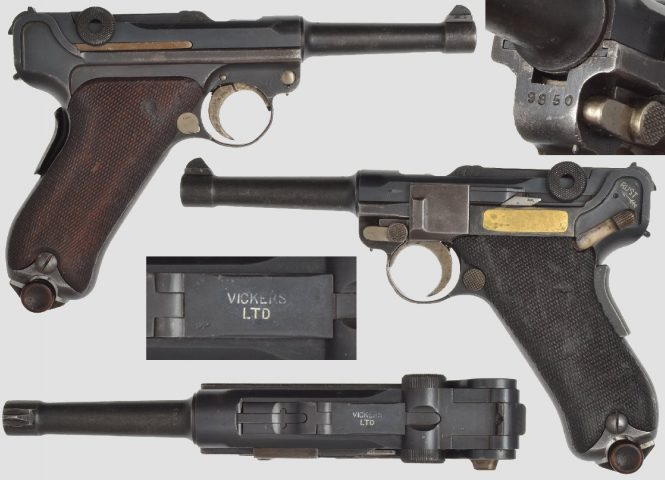 Dutch Luger Vickers Ltd