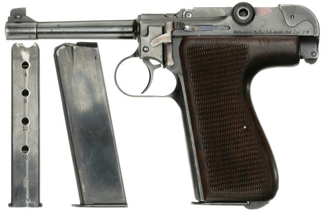 Walther Parabellum