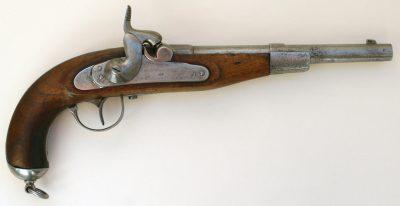 Saxon percussion Ulanen Pistol M 1870