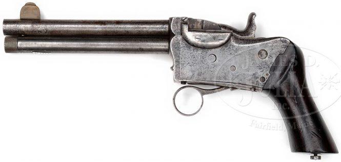 Marius-Berger pistol