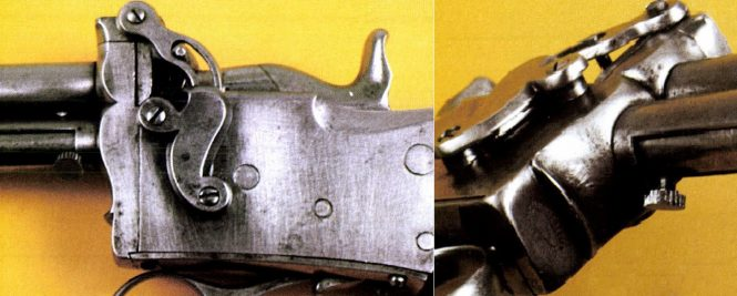 Marius-Berger pistol first model