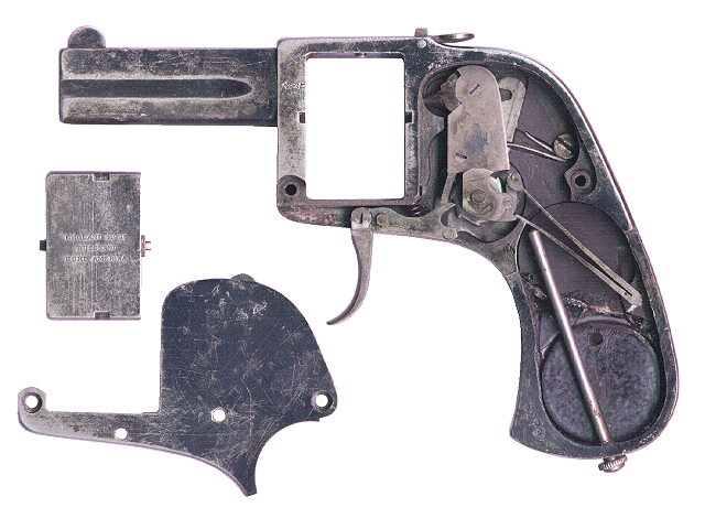 Sauer Bar Pistol