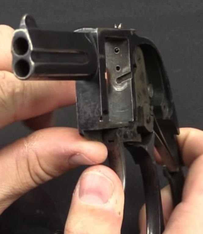 Пистолет Bar фирмы Sauer & Sohn