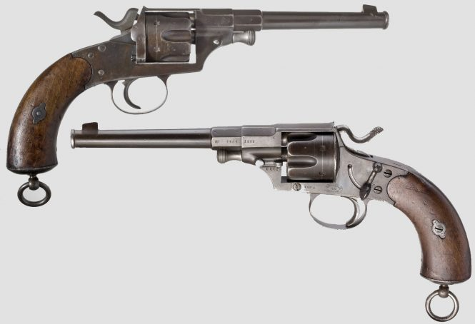 Reichs-Commissions-revolver Modell 1879