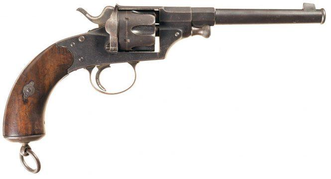Рейхсревольвер М1879