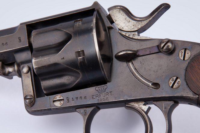 Reichsrevolver M1883