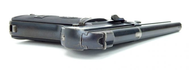 1908 Steyr Pieper 7.65mm (.32 caliber)