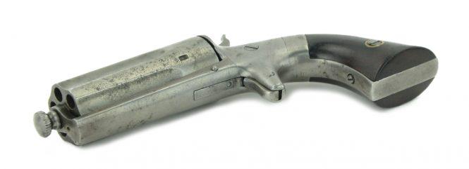Пепербокс-револьвер компании Бэйкон Армс