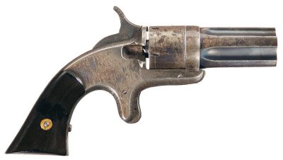 "Continental Arms Co. Pepperbox ""Ladies Companion"""
