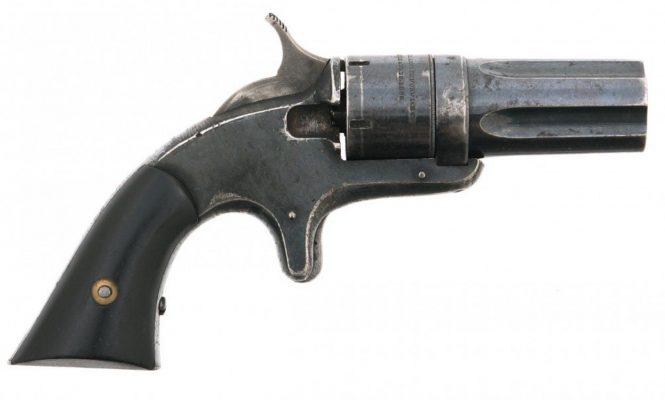 Continental Arms Ladies Companion Pepperbox