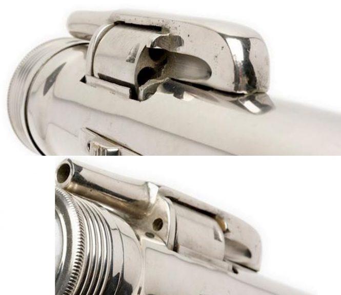 Cottrell Flashlight Revolver