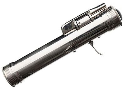 Cottrell Flashlight Gun