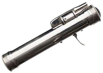 Cottrell Flashlight Gun