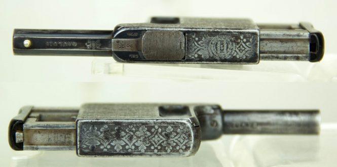 Pistolet Le-Gaulois