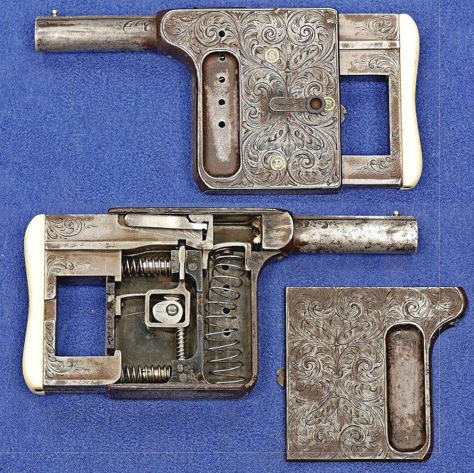 St.Etienne Gaulois pistol