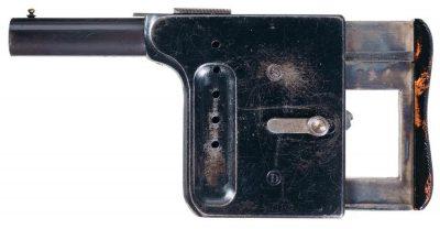 Pistolet Le-Gaulois №1