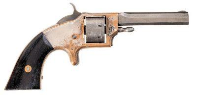 Револьвер Роллин Уайт Армс Компани (кликните по изображению, чтобы увидеть фото полного размера)