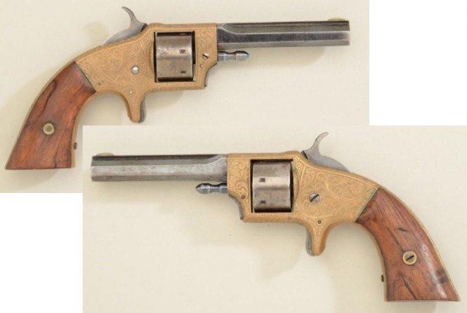 Rollin White Revolver