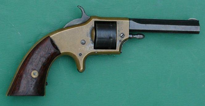 Rollin White Arms Co. Pocket Revolver