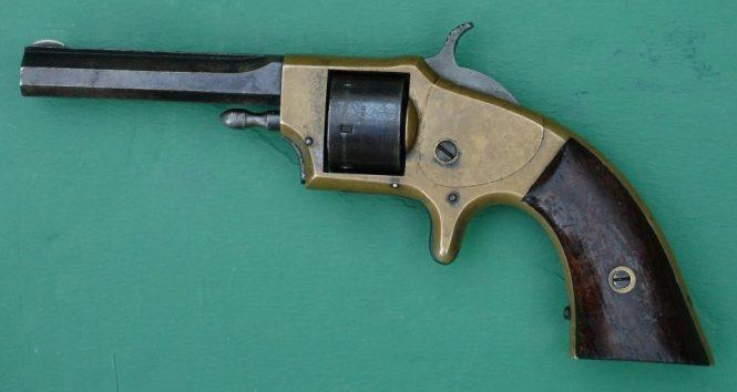 Rollin White Arms Co. Revolver