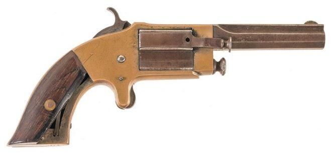 Rollin White Single-Shot Pistol