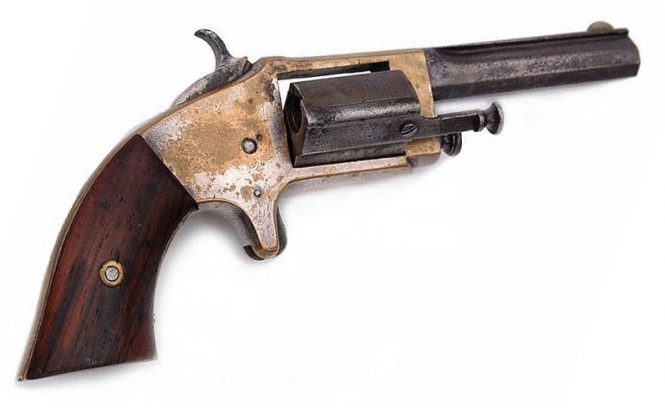 Однозарядный пистолет Роллин Уайт Армс Компани