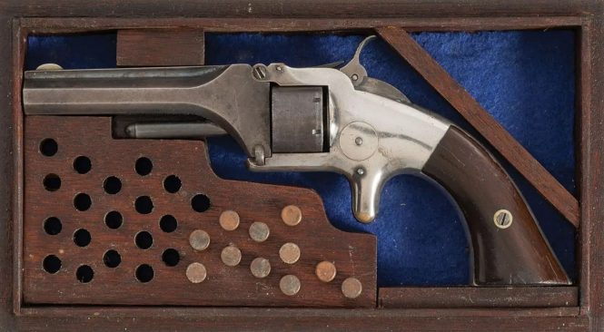 Smith & Wesson Model 1 First Issue